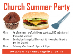 Church Summer Party