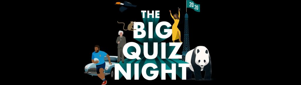 The Big Quiz - back for 2020!